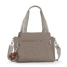 Unifarbene Damentaschen mit mittlerem Kipling