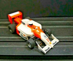 NEW - Tyco McLaren F1 Marlboro/Barcode livery w/ 440 Magnum Chassis - NOS