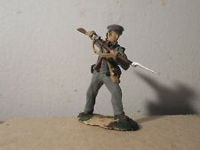 60mm CONTE ALAMO DEFENDER--stabbing with bayonet-- painted by seller