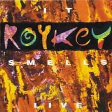 ROYKEY It Smells Live CD NEU / Reggae / Guitar Music
