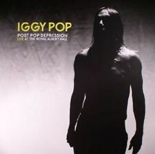 Iggy Pop - Post Pop Depression Live at the Royal Albert Hall - New Vinyl LP- RSD