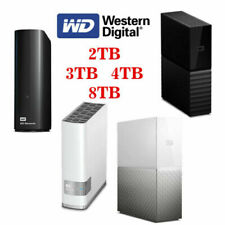Western Digital / Seagate External Hard Drive 8TB Movie Drive FREE SHIPPING