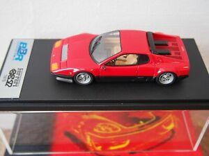 1/43 BBR Ferrari 512BB 1976 BBR #140A Red/Black