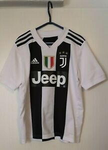 adidas Ronaldo CR7 Nummer 7 Juventus 152 Shirt , Trikot, Fußball