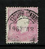 Portugal SC# 40, Used, Embossing Thins, Pulled Corner Perf - Lot 073017