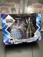 Doctor Dr Who 2nd 50th anniversary toys r us Evil Of The Daleks set