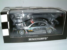 1/43 MINICHAMPS MERCEDES BENZ C CLASS DTM 2005 `ALESI`. LIMITED EDITION