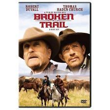 BROKEN TRAIL rare (2 disc) 3 Hour Western dvd Set ROBERT DUVALL
