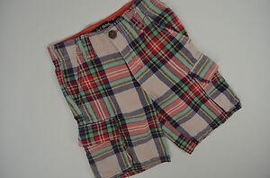 Mini Boden Boys Cargo shorts - adjustable waist Size 4 Y