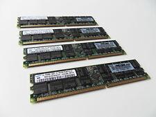 8GB 4x2GB Server RAM SAMSUNG M312L5720CZ3-CCCQ0 PC-3200 400MHz ECC HP 373030-051