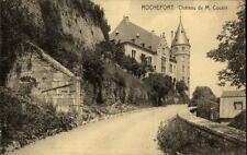 Rochefort Postcard AK Postkarte ~1910/20 Chateau de M. Cousin Partie am Schloss