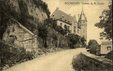 Rochefort postcard AK cartolina ~ 1910/20 Château de M. cugino partita del castello