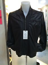 """Giubbotto in pelle Tg. 50  """"sconto 40% """"   """"Made in Italy"""""""