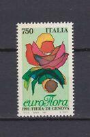 S17167) Italy MNH 1991 Euroflora 1v