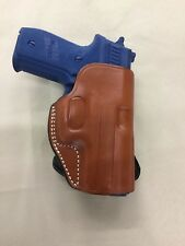 Premium Leather PADDLE Holster for SIG P228 / P229 / P225 (# 4228 BRN)