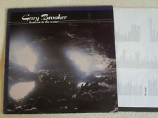 GARY BROOKER - Lead me to the Water LP Line Records Germany 1981