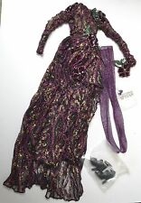 """Wilde Imagination Ellowyne Sultry & Serene 16"""" OUTFIT & ACCESSORIES NEW"""