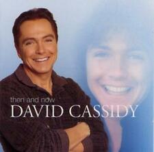 David Cassidy Then And Now CD Brand New Sealed
