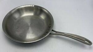 """Calphalon Tri-Ply Stainless Steel 1388 8"""" Omelet Pan Professional Quality USA"""