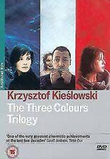 Les Trois Couleurs Trilogie - Bleu / White / Rouge DVD Nouveau DVD (ART275DVD)
