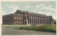 AMES IA – I. S. C. New Gymnasium