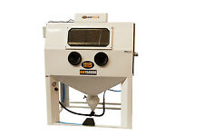 Sand blasting Cabinet shot Grit Bead blaster UK manufactured