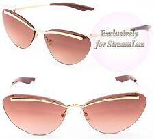 CHRISTIAN DIOR DIORETTE Designer Cat Eye Sunglasses DIORETTE DDBS2 Rose Pink