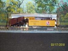 INTERMOUNTAIN RAILWAY CO. N SCALE #60515-01 R-40-23 STEEL SIDED ICE BUNKER RATH