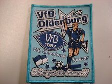 "RARITÄT ! Aufnäher ""We've got the Power"" VFB Oldenburg Fussball Fanartikel"