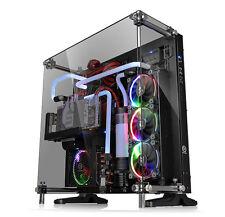 Geh Thermaltake Core P5 TG Midi Tower schwarz Retail
