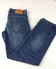 Levis 514 Men's 30x30 Jeans Straight Leg Medium Wash  J646