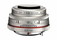 Pentax HD DA 3,2/21 mm AL Limited Objectivement article neuf argent