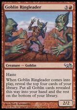 MTG 1x GOBLIN RINGLEADER - Elves vs. Goblins *NM*