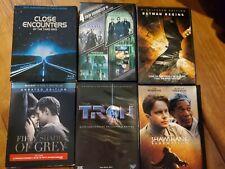 Huge Lot Dvd Tron Batman Matrix Shawshank Close Encounters Fifty Shades Movies!