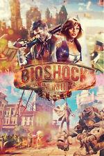 Poster A3 BioShock Infinite Videojuego Videogame Cartel Decor Impresion 07