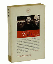 TRAINSPOTTING by Irvine Welsh ~ First Edition 1993 ~ 1st Printing UK Boyle Film