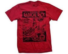 DHD Wear Radical Rick Aggro T-Shirt Red Small Bike