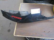 2007 Suzuki GSXR 750 OEM Right Side Tail Fairing/Cowl 45511-01H