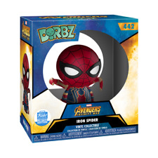 Funko Dorbz Marvel Avengers Infinity War Iron Spider #442 Le Exclusive Pop Shop