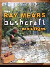 Bushcraft, Signed By Ray Mears.