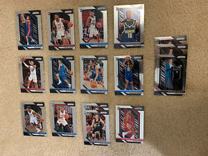 2018-19 PANINI PRIZM BASKETBALL ROOKIE RC LOT (16) INVEST!