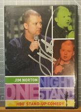 One Night Stand: Jim Norton (DVD, 2006) Signed by Jim Norton