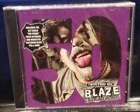 Blaze Ya Dead Homie - UGH 50 Mixtape CD SEALED horrorcore intrinzik mcnastee new