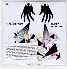 (ER285) The Stepkids, Sweet Salvation - 2013 DJ CD