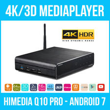 HIMEDIA™ Q10 PRO 4K (Ultra HD) & 3D Mediaplayer Android 7 Smart TV Box/Mini PC