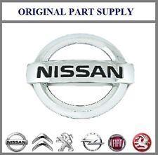 Nissan Genuine Micra Front Emblem Badge Logo For Bonnet Hood 62890AX600