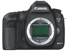 Cámara Réflex - Canon EOS 5D Mark III, Full frame, 22 Mp