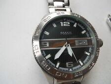 Fossil men's dress watch.quartz,battery & water resistant Analog watch.Am-4218
