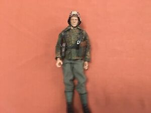 """Ultimate Soldier - German Soldier w/ Camo - 12"""" Figure - 1998 -21st Century Toys"""