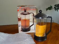 NEW Norpro French Press Coffee Tea Maker 32oz .96L Capacity Pyrex Glass Beaker